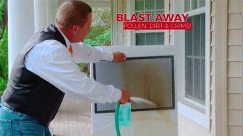 Fuller Full Crystal TV Spot, 'Clean Windows in Minutes'