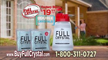 Fuller Full Crystal TV Spot, 'Clean Windows in Minutes' - Thumbnail 10