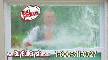Fuller Full Crystal TV Spot, 'Clean Windows in Minutes' - Thumbnail 7