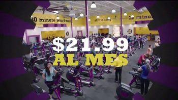 Planet Fitness Black Card TV Spot, 'Gran variedad' [Spanish] - Thumbnail 7