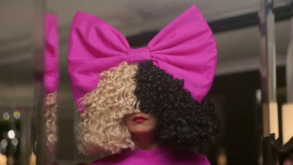 google tv commercial hey google flowers featuring sia song by