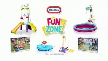 Little Tikes Fun Zone Dual Twister TV Spot, 'Spinning Fun' - Thumbnail 9