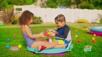 Little Tikes Fun Zone Dual Twister TV Spot, 'Spinning Fun' - Thumbnail 3