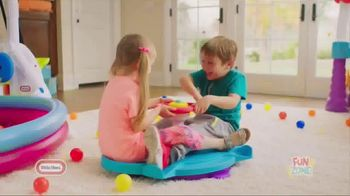 Little Tikes Fun Zone Dual Twister TV Spot, 'Spinning Fun' - Thumbnail 4