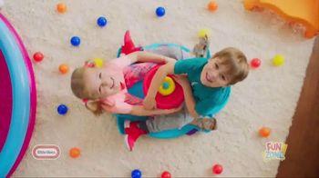 Little Tikes Fun Zone Dual Twister TV Spot, 'Spinning Fun' - Thumbnail 5