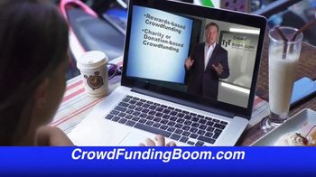 Crowdfunding Boom TV Spot, 'Create Your Own Campaign'