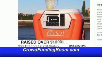 Crowdfunding Boom TV Spot, 'Create Your Own Campaign' - Thumbnail 3