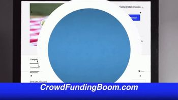 Crowdfunding Boom TV Spot, 'Create Your Own Campaign' - Thumbnail 4