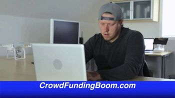 Crowdfunding Boom TV Spot, 'Create Your Own Campaign' - Thumbnail 6