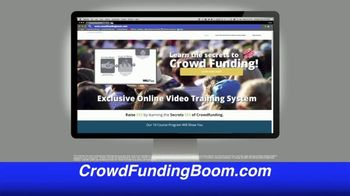 Crowdfunding Boom TV Spot, 'Create Your Own Campaign' - Thumbnail 8