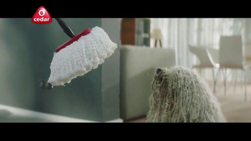 O Cedar Easywring Easy Spin Mop Bucket System Tv Commercial