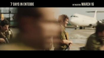 7 Days in Entebbe - Alternate Trailer 4