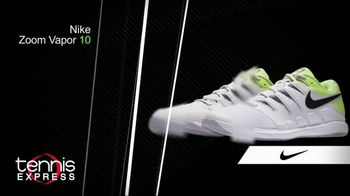 Tennis Express TV Spot, 'Nike Tennis Shoes' - Thumbnail 2