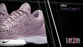 Tennis Express TV Spot, 'Nike Tennis Shoes' - Thumbnail 5