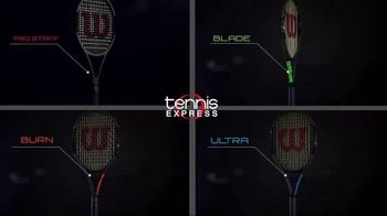 Tennis Express TV Spot, 'Wilson Gear: Free Duffle Bag' - Thumbnail 3