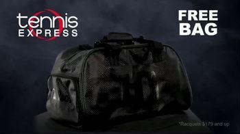 Tennis Express TV Spot, 'Wilson Gear: Free Duffle Bag' - Thumbnail 4