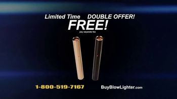 Cigarette Blow Lighter TV Spot, 'Have a Light Any Time You Need One' - Thumbnail 9