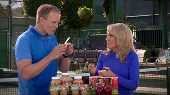 Musselman's TV Spot, 'Tennis Channel: Healthy' Feat. Tracy Austin - Thumbnail 10