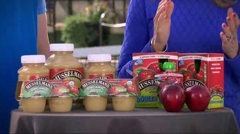 Musselman's TV Spot, 'Tennis Channel: Healthy' Feat. Tracy Austin - Thumbnail 3