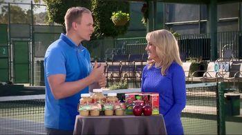 Musselman's TV Spot, 'Tennis Channel: Healthy' Feat. Tracy Austin - Thumbnail 8