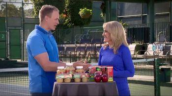 Musselman's TV Spot, 'Tennis Channel: Healthy' Feat. Tracy Austin - Thumbnail 9