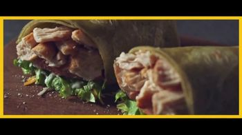 Subway Signature Wraps TV Spot, 'Dainty' - Thumbnail 7