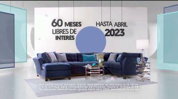 Rooms to Go Venta del Aniversario TV Spot, '60 meses sin interés' [Spanish] - Thumbnail 2