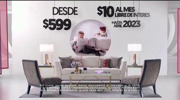 Rooms to Go Venta del Aniversario TV Spot, '60 meses sin interés' [Spanish] - Thumbnail 5