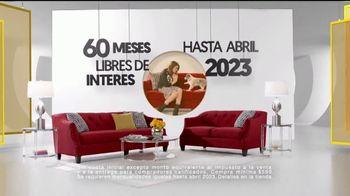 Rooms to Go Venta del Aniversario TV Spot, '60 meses sin interés' [Spanish] - Thumbnail 8