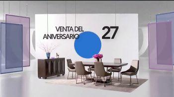 Rooms to Go Venta del Aniversario TV Spot, '60 meses sin interés' [Spanish] - Thumbnail 9