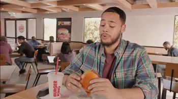 Burger King 2 for $6 Mix or Match TV Spot, 'Spicy Crispy Chicken' - Thumbnail 1