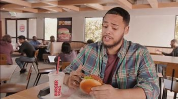 Burger King 2 for $6 Mix or Match TV Spot, 'Spicy Crispy Chicken'