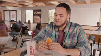Burger King 2 for $6 Mix or Match TV Spot, 'Spicy Crispy Chicken' - Thumbnail 4