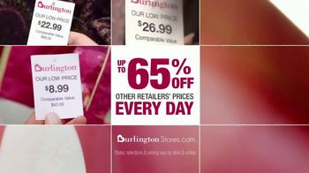 Burlington TV Spot, 'It's Burlington Without the Coat Factory' - Thumbnail 8