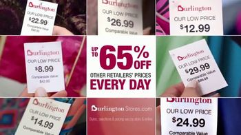 Burlington TV Spot, 'It's Burlington Without the Coat Factory' - Thumbnail 9