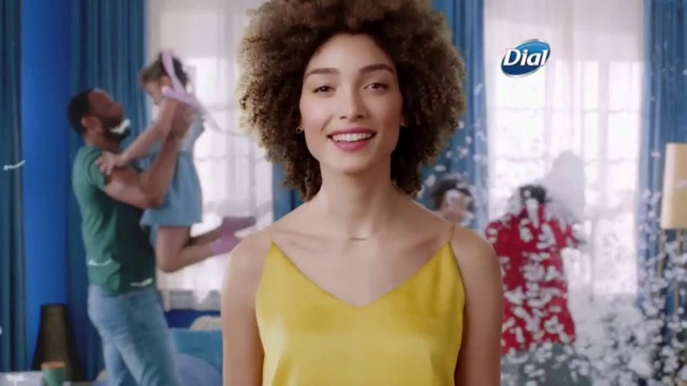 Dial Skin Therapy Body Wash Tv Commercial Me Time