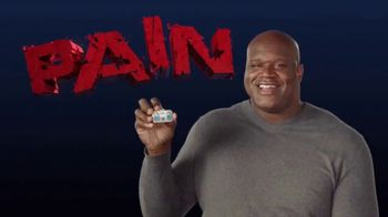 Icy Hot Smart Relief TV Spot, 'Turn Off Pain' Feat. Shaquille O'Neal