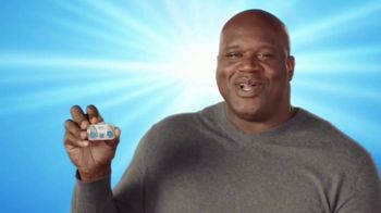 Icy Hot Smart Relief TV Spot, 'Turn Off Pain' Feat. Shaquille O'Neal - Thumbnail 4
