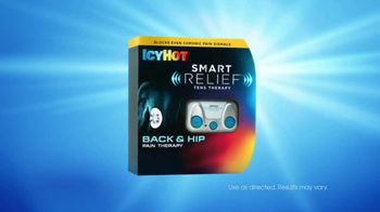 Icy Hot Smart Relief TV Spot, 'Turn Off Pain' Feat. Shaquille O'Neal - Thumbnail 5