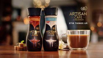 Coffee-Mate Artisan Café TV Spot, 'Stir Up Indulgence' - Thumbnail 8