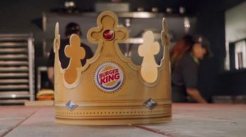 Burger King 2 for $6 TV Spot, 'Spicy Chicken, Crispy Chicken or Whopper' - Thumbnail 1