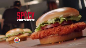 Burger King 2 for $6 TV Spot, 'Spicy Chicken, Crispy Chicken or Whopper' - Thumbnail 3