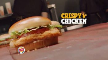 Burger King 2 for $6 TV Spot, 'Spicy Chicken, Crispy Chicken or Whopper' - Thumbnail 4