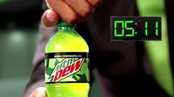 Mountain Dew Nation Rewards TV Spot, 'Beat the Buzzer' Feat. Grant Hill - Thumbnail 6