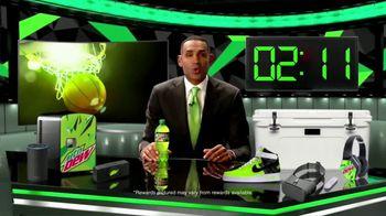 Mountain Dew Nation Rewards TV Spot, 'Beat the Buzzer' Feat. Grant Hill - Thumbnail 8