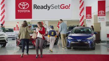 Toyota Ready Set Go! TV Spot, 'Busy Spring' [T2] - Thumbnail 6