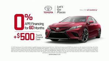 Toyota Ready Set Go! TV Spot, 'Busy Spring' [T2] - Thumbnail 8
