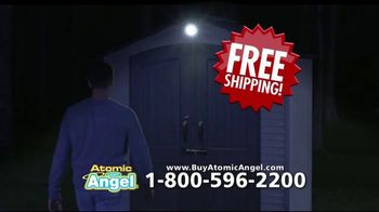 Atomic Angel TV Spot, 'Motion Activated LED Lights' Featuring Hunter Ellis - Thumbnail 7