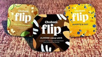 Chobani Flip TV Spot, 'New Look, Same Yogurt' - Thumbnail 8