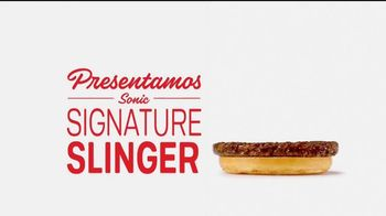 Sonic Signature Slinger TV Spot, 'Dile sí al sabor' [Spanish] - Thumbnail 1